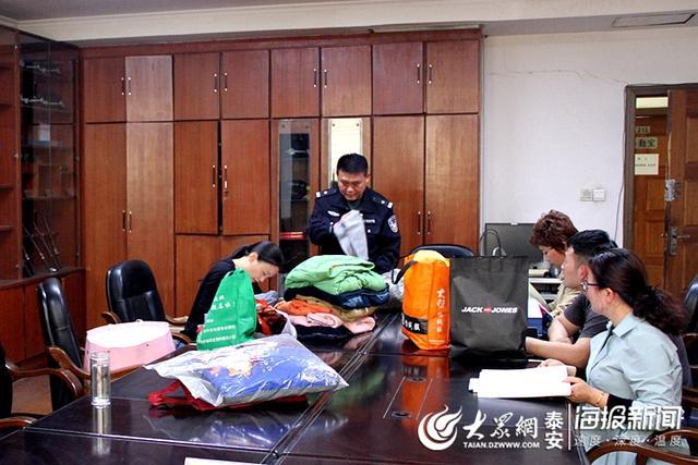 交通执勤热情服务 泰山区人民法院助力文明创建-第2张图片-河津科技资讯网