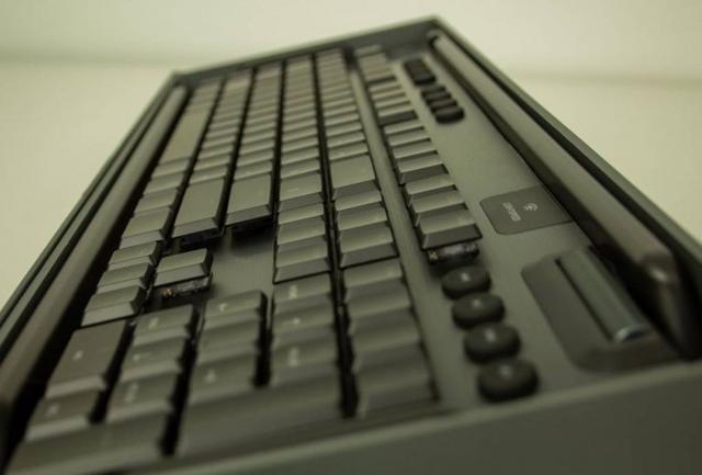 机械键盘104键位图