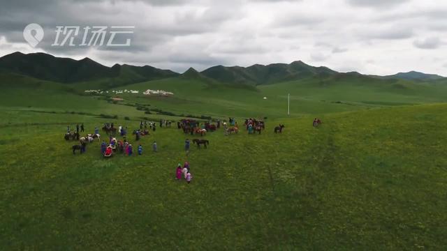 蒙古人结婚