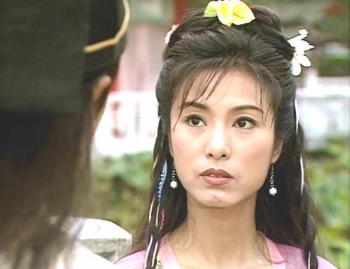 出身魔教却心系正派的古装女子,梅绛雪清雅怡人、殷素素俏丽可人