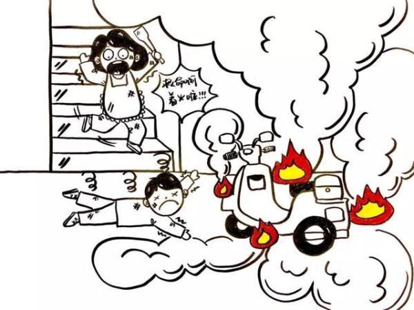 幼儿消防知识安全常识