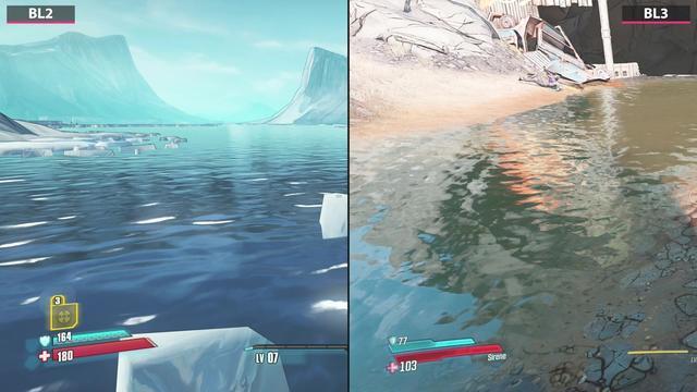 无主之地3、无主之地2 游戏画面对比 无主之地2 游戏资讯 第7张