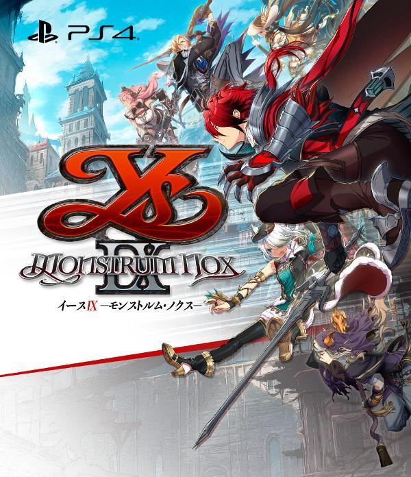 Falcom公布《伊苏9》确认推出繁体中文版 Falcom 游戏资讯 第3张
