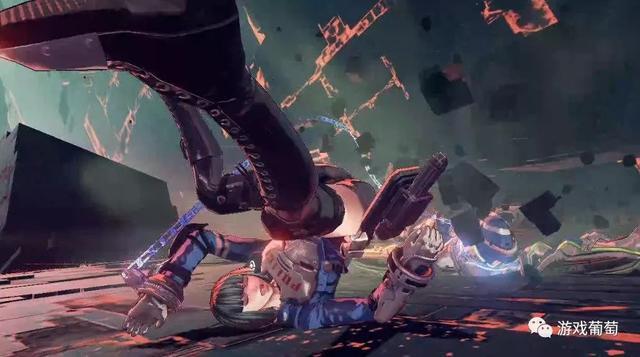 """异界锁链(Astral Chain)游戏天生附带的""""屁股""""梗 动作游戏 游戏资讯 第10张"""