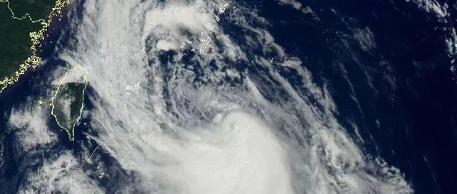 """又有一个台风要生成! 或将成为今年第17号台风""""古超""""!_网易新闻"""