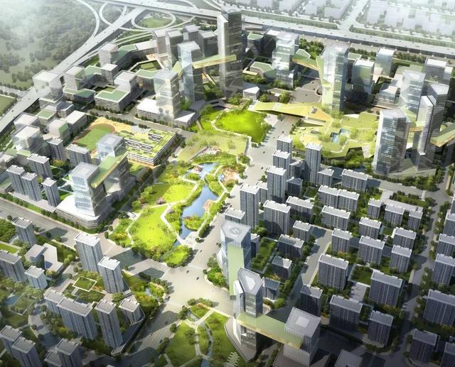 关注   大手笔!萧山要打造一个未来总部社区!这块区域要大发展了