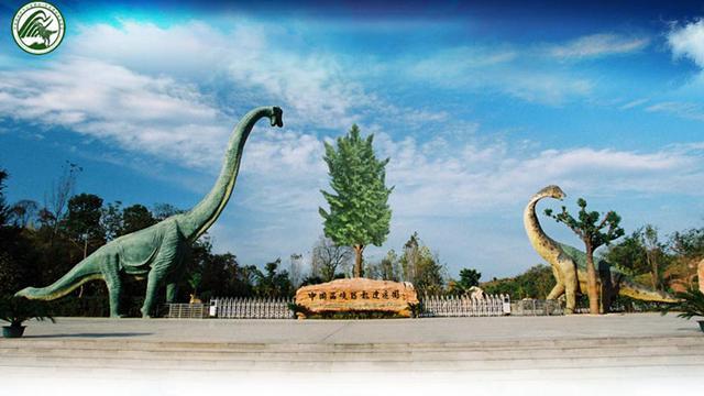 西峡恐龙遗迹园:西峡归来不看龙
