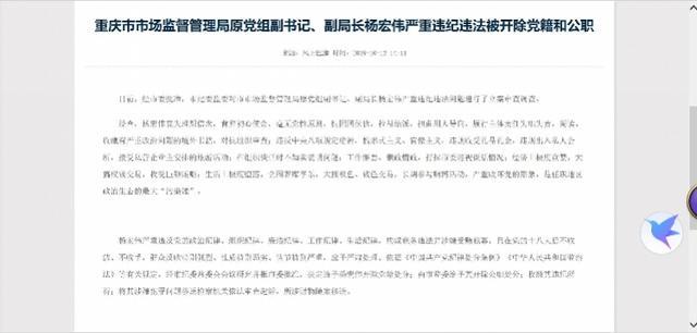 """重庆市原副市长何挺被降为副处""""非领导职务"""",... _手机网易网"""