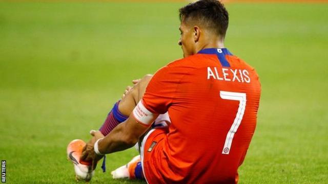 BBC:国米将和曼联商议,决定桑切斯最好的治疗方案