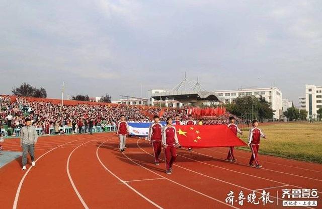 学校运动会跑步图片