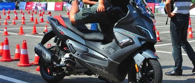 国产新款300cc大绵羊踏板摩托车曝光,来自擅长造弯梁的大阳