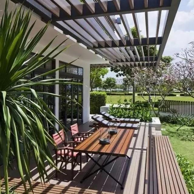7种绿植,打造别样绿篱围墙