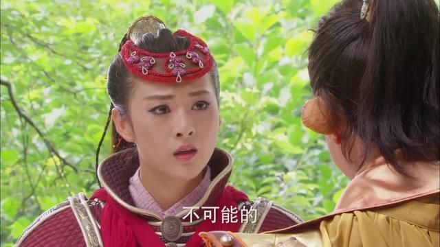 隋唐英雄:王彩霞持剑威胁程铁牛,不料程铁牛竟坚持不走!