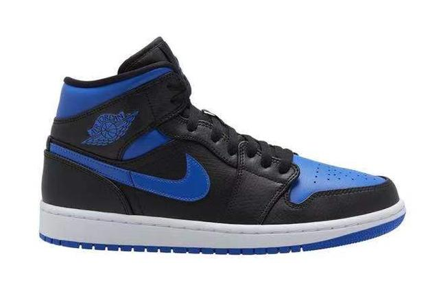 aj1皇家蓝鞋带搭配