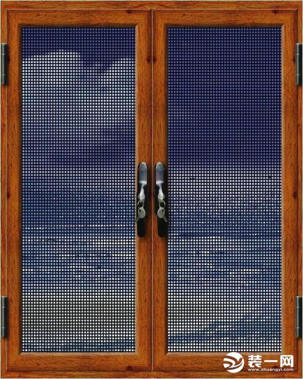 纱窗作用大,10款隐形纱窗图片展示-中国木业网