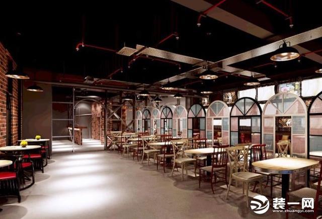 知名的主题餐厅空间装饰设计机构,创意餐厅... _我们只做餐厅设计