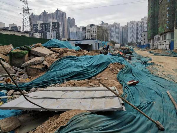 下月起郑州全市工地使用防尘布将执行新标准