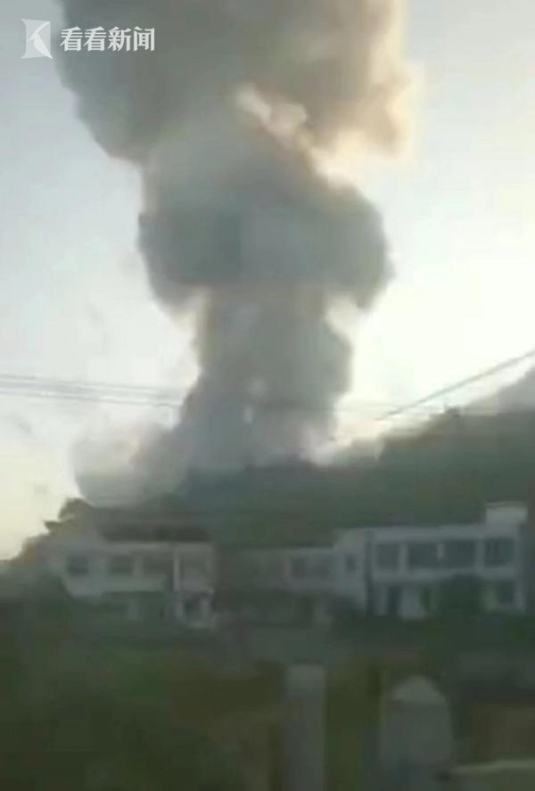 湖南烟花厂爆炸已致7死13伤,公司负责人等被控制