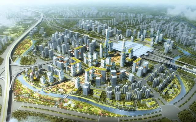 广州南站新规划:定位为泛珠CBD-沈阳房天下家居装修网