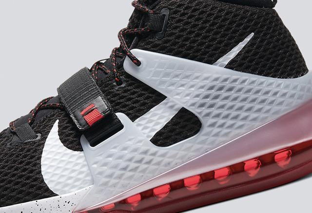 十大全掌气垫篮球鞋