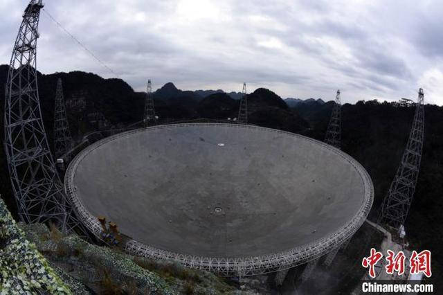 这个曾经全球最大的射电望远镜,如今无人维修,成... _新浪看点