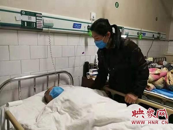 永城裴桥镇武装部陈杰:疫情面前显担当,他病倒在一线
