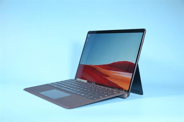 微软满分颜值Surface Pro X评测:最强ARM架构战未来