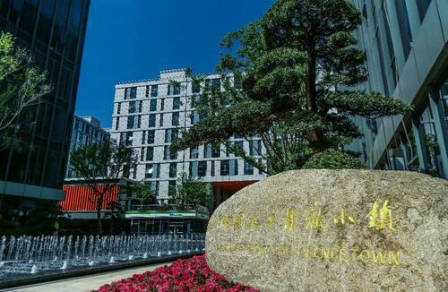 杭州梦想小镇图片