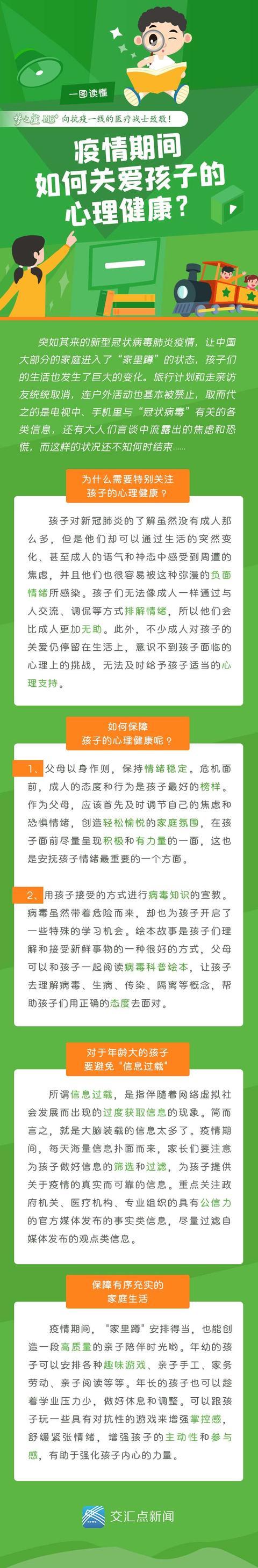 【健康北京】一图读懂 心理健康促进行动