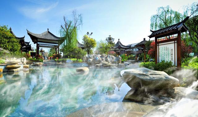 小华山汤泉度假村