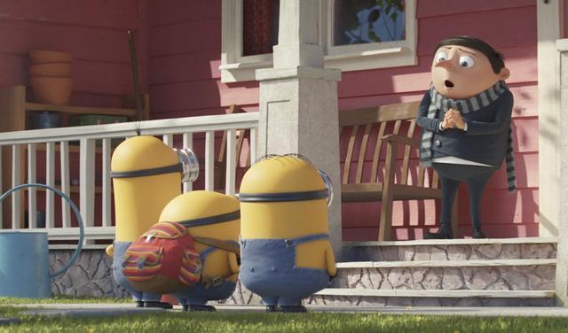 《小黄人大眼萌2》重新定档,推迟至2021年北美上映