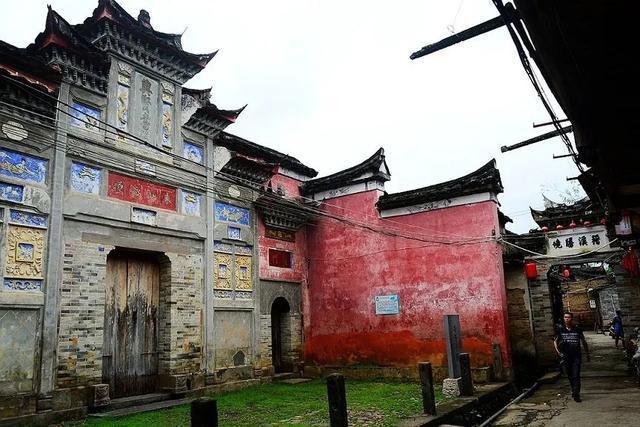 林觉民居住照片