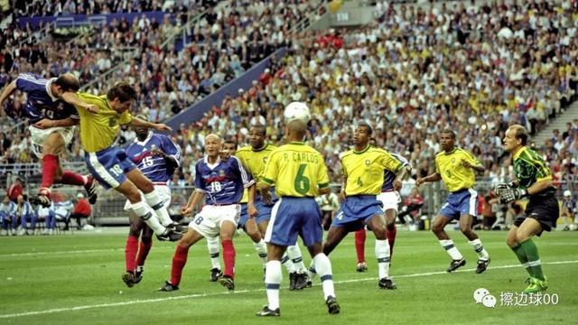 过往20年,五支世界杯冠军队,谁最强