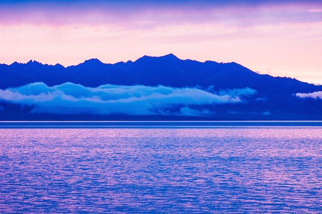 """赛里木湖――""""大西洋最后一滴眼泪"""""""
