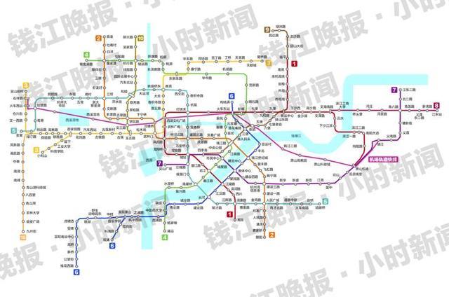 我们分析了3447个地铁站,发现了中国城市地名的秘密