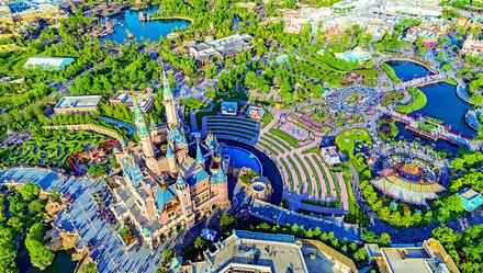 时隔17个月再次全部开放,迪士尼乐园干的第一件事就是涨价