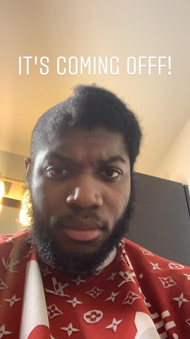 剪头发搞笑表情包,每次理发师都给我一种新的丑法_网易新闻