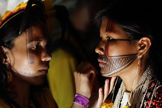 巴西原始部落