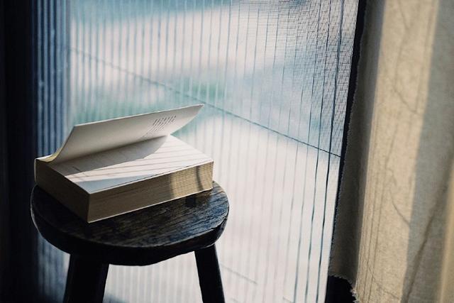 夜读   家净人安,福气自来