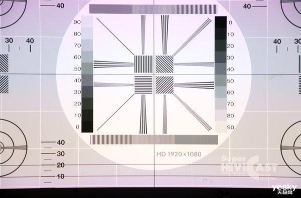 超感画质 亮度新突破 当贝投影F3评测