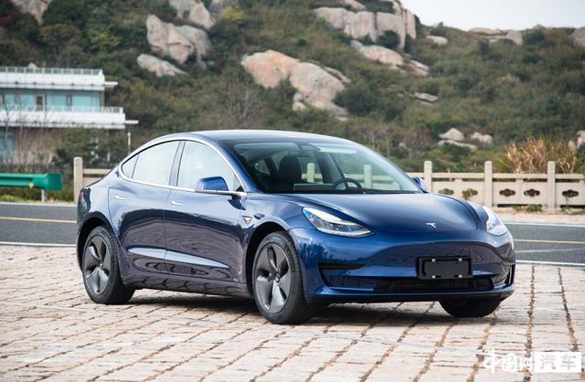 特斯拉Model 3高性能版续航里程635km 明年一季度交付