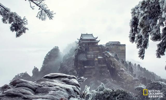 九华山,非爬不可
