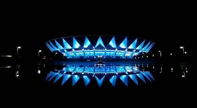 佛山世纪莲体育馆