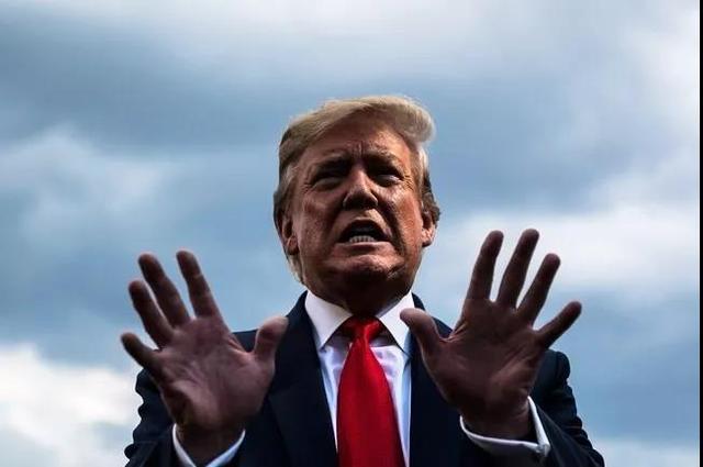 美媒:特朗普治下,全球对美国的尊重正以惊人的速度崩溃