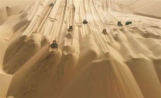 【沙漠中,Ta们C位出道】图3