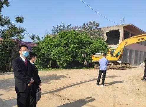 【公益诉讼】安徽霍邱:提起行政公益诉讼保护被非法侵占的土地资源