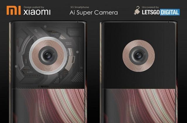 新专利曝光 小米或为全面屏新机配备1.08亿像素的AI超级变焦单摄