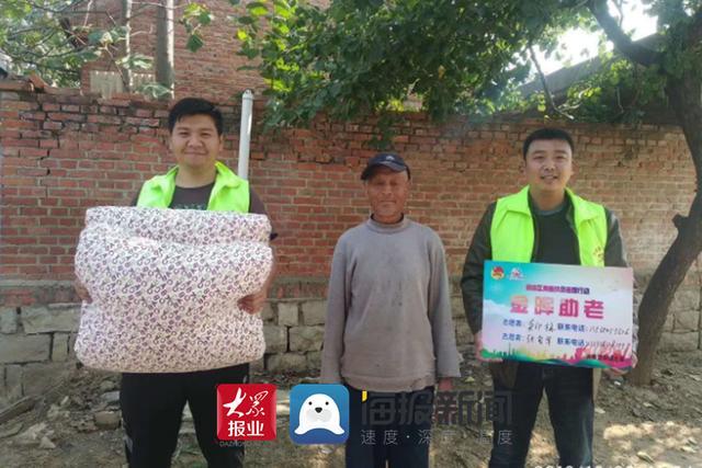薛城城管张景瑞:让志愿之光温暖生命