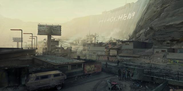 《赛博朋克2077》圣多明戈城区介绍 工业项目试验场