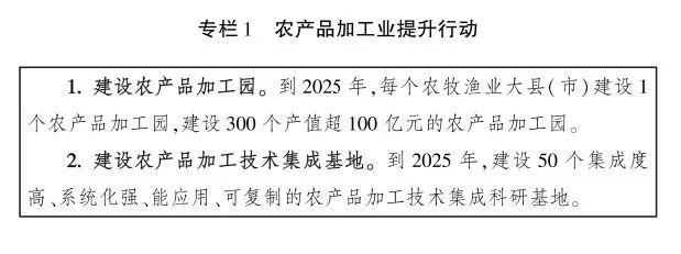 农业农村部印发《全国乡村产业发展规划(2020-2025年)》